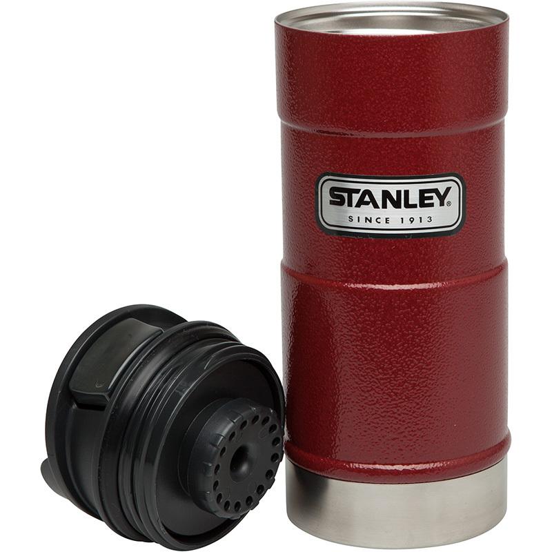 Stanley Classic Tek El Termos Bardak 0,35 Lt - Bordo