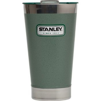 STANLEY - Stanley Classic Vakumlu Kamp Bardağı 0,47 lt - Yeşil